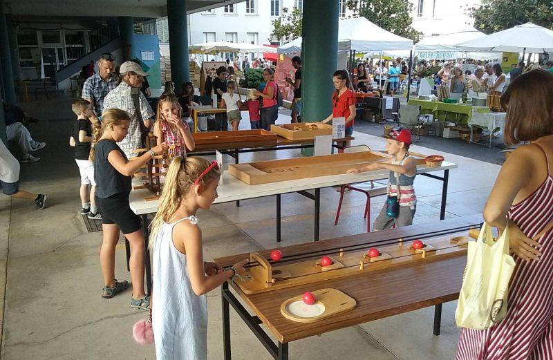 Fabriquer des jeux en bois