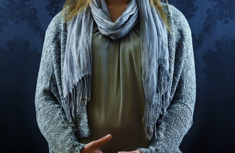 foulard accessoire de mode