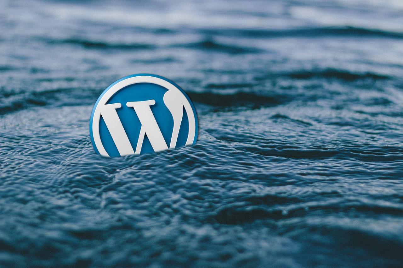 site avec WordPress