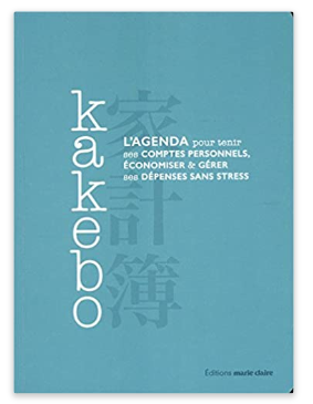Kakebo L agenda pour tenir ses comptes