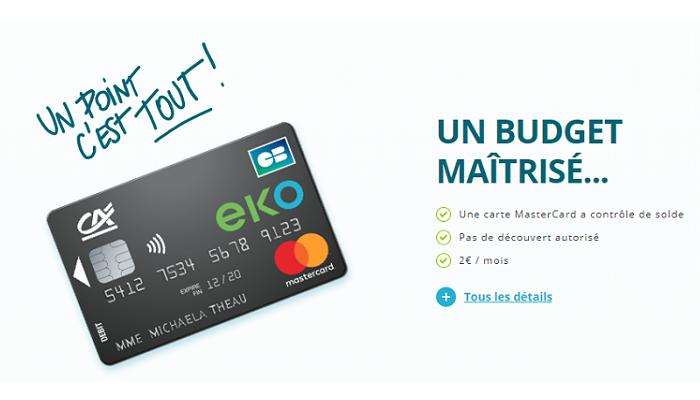 eko offre bancaire