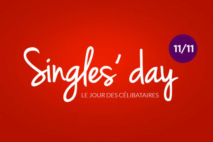 Singles day 2018 france