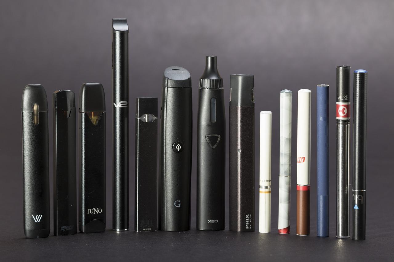 modèles de cigarettes électroniques