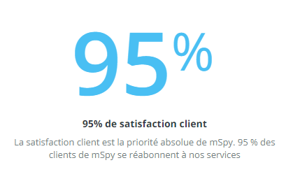 mspy satisfaction client