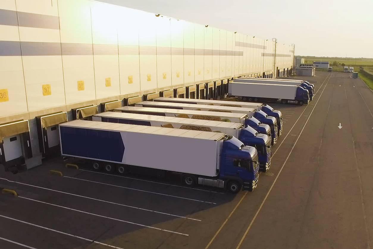 transport installation logistique