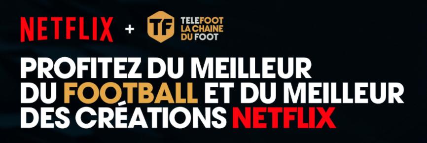 TeleFoot netflix