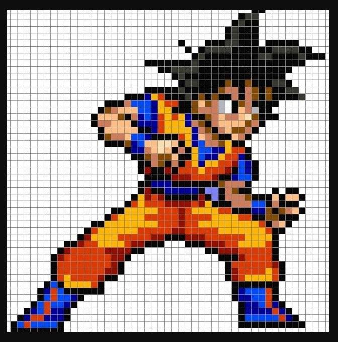 pixel-art-dragon-bal-z